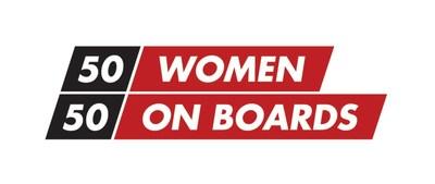 50/50 Women on Boards