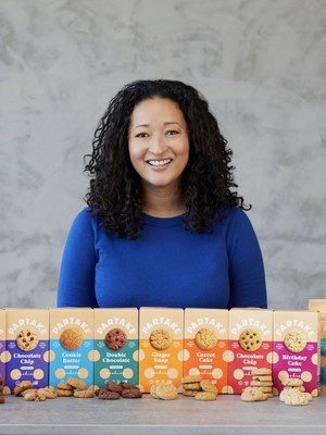 Denise Woodard, Founder and CEO, Partake Foods