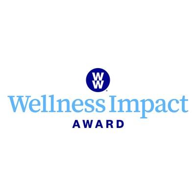 WW International, Inc. Wellness Impact Award (PRNewsfoto/WW International, Inc.)