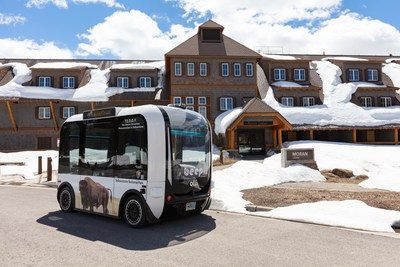 Beep – a provider of multi-passenger, electric, autonomous mobility solutions – today announced the launch of Yellowstone National Park's first-ever autonomous shuttle program, called T.E.D.D.Y. (The Electric Driverless Demonstration in Yellowstone), in partnership with Local Motors, a leader in the design and manufacturing of autonomous vehicles. Project operates June 9 to Aug. 31 with two routes and two Local Motors Olli autonomous vehicles.