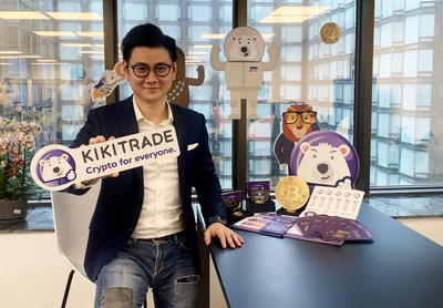 Allen Ng, co-founder of Kikitrade said the strategic backing from the legendary investor Alan Howard gives him and the team a great deal of confidence to continuously innovate and drive the mass adoption of digital assets.