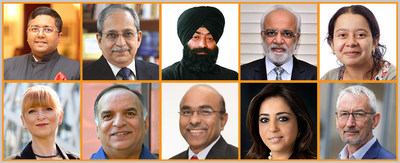 International Delegates and other eminent speakers who are taking part in RISE Virtual Conference - Punjab Edition hosted by QS I-Guage.
