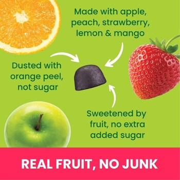 Organic Real Fruit Gummies