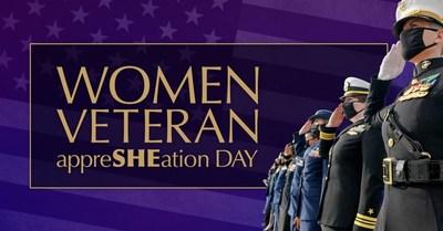 The Military Women's Memorial Presents Women Veteran appreSHEation Day