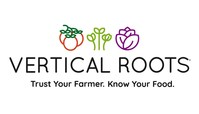 Vertical Roots is the largest hydroponic container farm in the U.S. and is on a mission to revolutionize the ways communities grow, distribute and consume food. (PRNewsfoto/Vertical Roots)