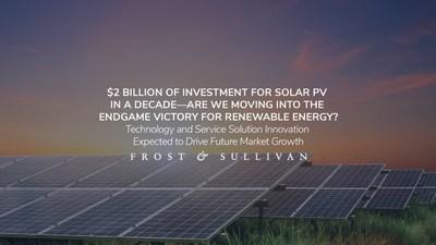 Frost & Sullivan - Solar PVs