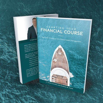 """""""Charting Your Financial Course"""" is now available to the public. This book aims to provide readers a way to """"chart"""" their financial course with true-to-life examples on addressing common retirement concerns. Their new book is a must-read for anyone preparing for or journeying through retirement. Complimentary copies will be provided at an upcoming book launch or visit https://gwmbook.com/"""
