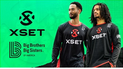 XSET partners with Big Brothers Big Sisters