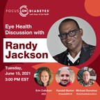 MEDIA ADVISORY: Randy Jackson, Patient Advocates to Share Stories of Managing Eye Health While Thriving With Diabetes During LIVE Virtual Event