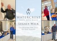 Watercrest Santa Rosa Beach Honors Residents' Life Experiences...