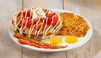Denny's Salutes Summer with New Red, White & Blue Pancake...