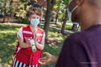 Important don à la Croix-Rouge canadienne - L'Oréal Canada et Garnier Canada font don de gels désinfectants pour les mains pour soutenir l'opération de sensibilisation à la vaccination dans le Grand Montréal