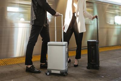 Samsara Selected by Forbes (PRNewsfoto/Samsara Luggage Inc.)