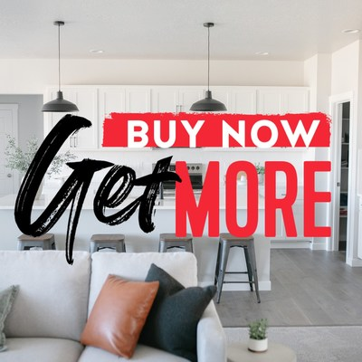 With mortgage interest rates at low levels, monthly rent prices climbing, and home values going up, new homeowners can gain instant equity. The benefits don't stop there. CBH Homes is offering an opportunity for new buyers to receive up to $20,000 towards a new CBH home to support buyers in this economy.