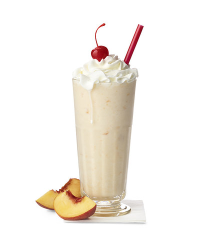 The Peach Milkshake returns to Chick-fil-A menus for the summer, starting June 14.