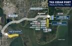 Capital Development Partners begins construction with Cedar Port Logistics Center Phase I