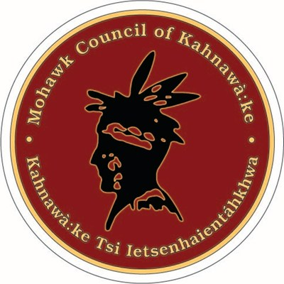 Logo du Conseil Mohawk de Kahnawà:ke (Groupe CNW/Conseil Mohawk de Kahnawake)