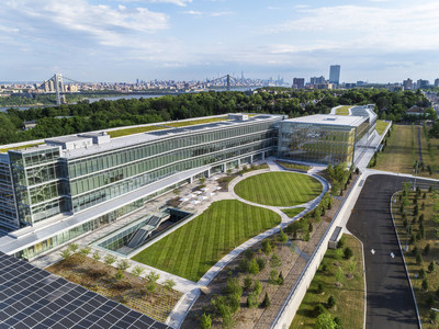 LG Captures 2021 USGBC Leadership Award for Outstanding Commitment to Advancing Green Building (PRNewsfoto/LG Electronics USA)