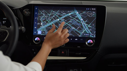 Toyota Motor North America (TMNA) unveils a new multimedia solution delivering an exceptional in-car user experience.