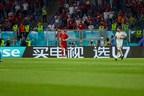 À titre de commanditaire de l'UEFA EURO 2020, Hisense présente son téléviseur U7 d'Hisense lors du tournoi