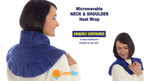 Sunny Bay Launches Unscented Neck and Shoulder Wrap to Rave...
