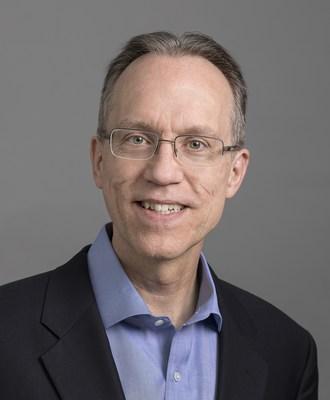 Iridium's new Chief Technical Officer, Greg Pelton.