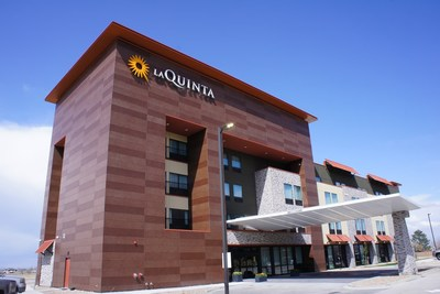 La Quinta Inn & Suites by Wyndham Littleton in Colorado, an example of the brand's stylish and innovative Del Sol prototype
