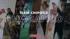 """Chipotle Celebrates American Athletes With """"Team Chipotle"""" Menu..."""