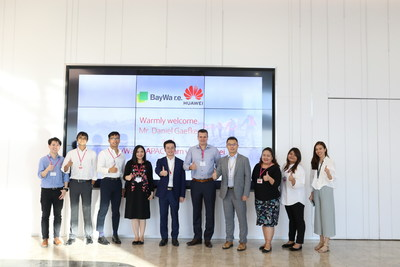 Huawei and BayWa r.e. extend their partnership to support Thai renewables growth