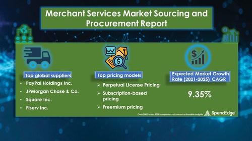 Merchant Services Market Procurement Research Report