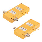 Fairview Microwave Releases Input Protected Low Noise Amplifiers with GaN Semiconductor Technology