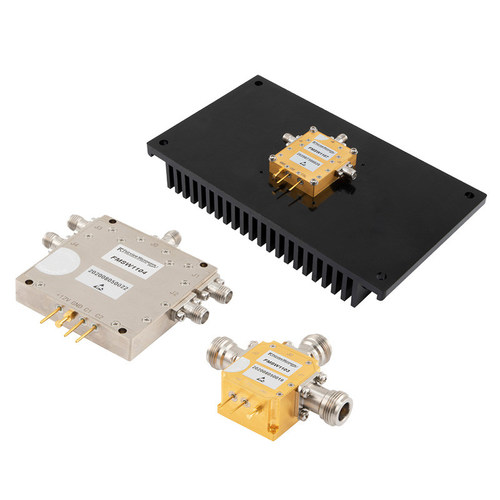 Fairview Microwave Introduces New High-Power PIN Diode Switches Utilizing GaN Semiconductor Technology
