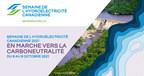 Hydroélectricité Canada annonce le grand rendez-vous national de l'industrie : la Semaine virtuelle de l'hydroélectricité canadienne 2021