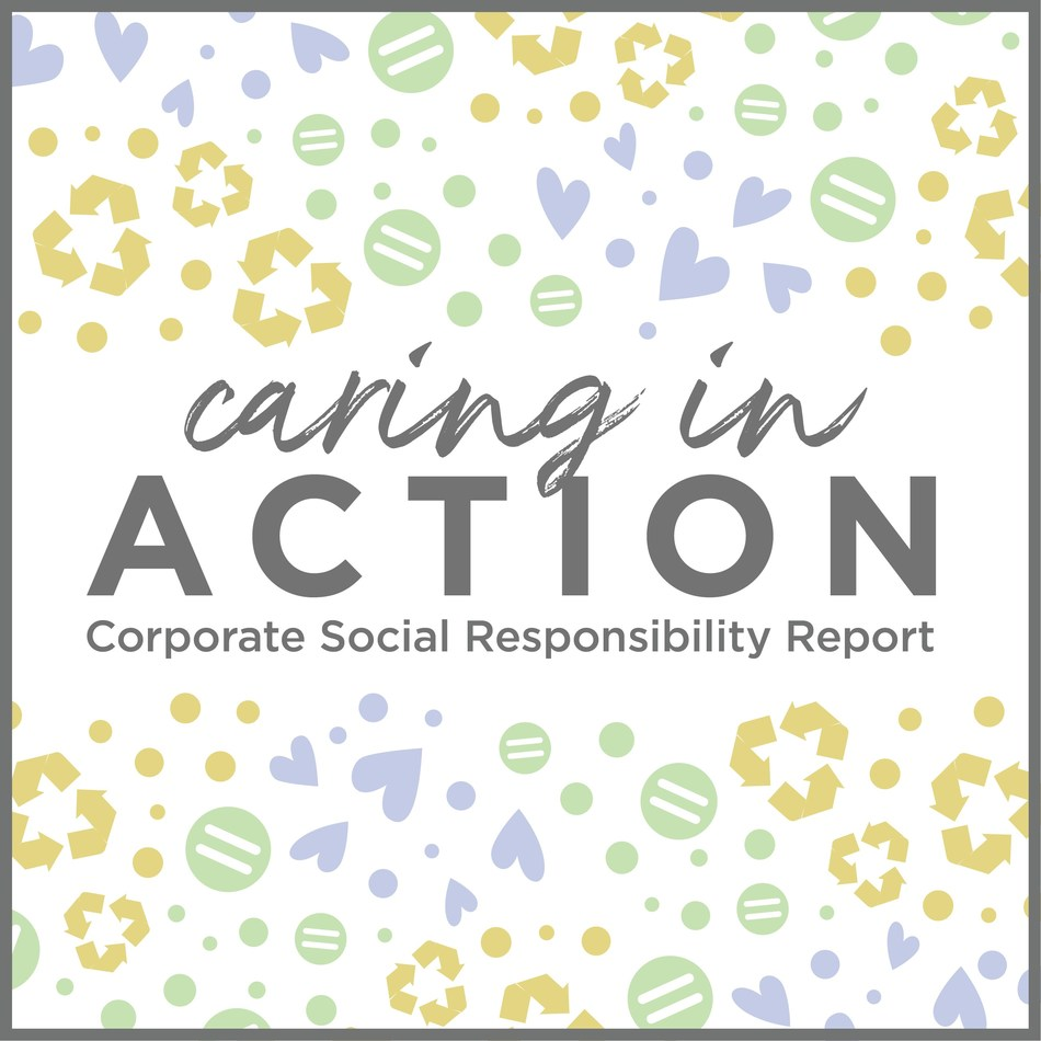 Hallmark's 2020 Caring in Action Report