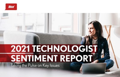 Dice Report Shows Technologists Desire Flexible Structure Over Full-Time Remote Work