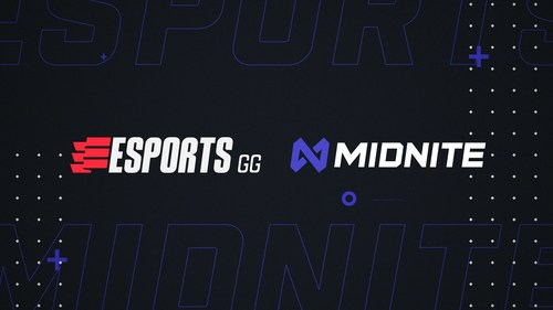 Midnite the official betting platform for esports!
