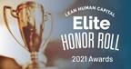Lean Human Capital by HealthcareSource Announces 2021 Elite Honor ...