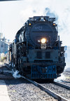 Full Steam Ahead: World's Largest Steam Locomotive Returns with...