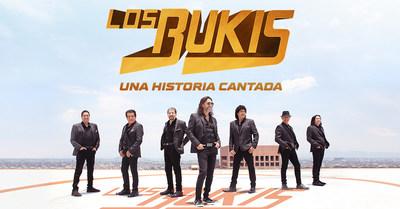La muy esperada reunión de una de las bandas más legendarias de la música latina Los Bukis anuncian su primera gira en 25 años con tres presentaciones limitadas en Los Ángeles, Chicago y Arlington (Texas) (PRNewsfoto/Live Nation Entertainment)