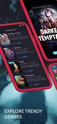 Get ready to set your imagination on alert with Crazy Maple Studio's latest serialized fiction mobile app: Scream. Spine tingling thrills and chills abound with horror, true crime, and fantasy titles by best-selling authors you already love and new and emerging voices you won't forget.