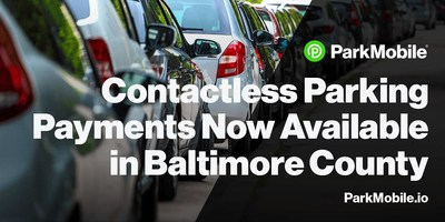 As businesses resume normal operations in the coming months, contactless payments will provide residents and visitors with an easier and safer way to pay for parking without having to touch a meter.