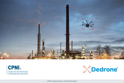 Dedrone Achieves CPNI Certification for Second Year Running
