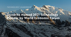 Dyndrite Awarded as Technology Pioneer by World Economic Forum
