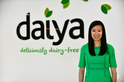 Melissa Lee, Chief Financial Officer for Daiya Foods (CNW Group/Daiya Foods)