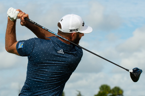 World #1 Dustin Johnson signs with LA Golf and will put the shafts into play this week for the US Open at Torrey Pines.
