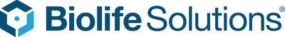 BioLife Solutions New Logo 2021 (PRNewsfoto/BioLife Solutions, Inc.)