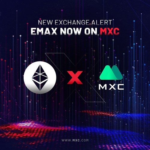 EMAX NOW ON MXC