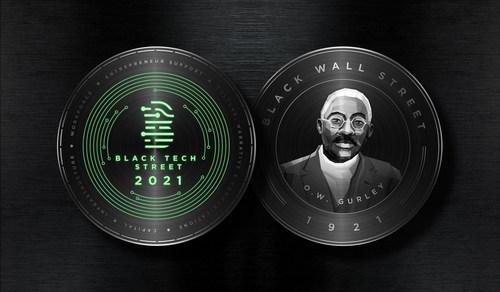 Black Tech Street NFT Coin