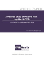 A Detailed Study of Patients with Long-Haul COVID -- An Analysis of Private Health