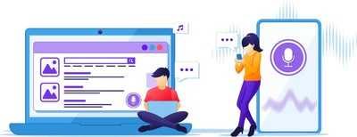 Voice Interface For Web